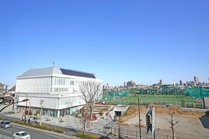 南長崎スポーツセンターの写真素材 [FYI02663354]