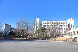 多摩美術大学八王子キャンパスの写真素材 [FYI02663420]