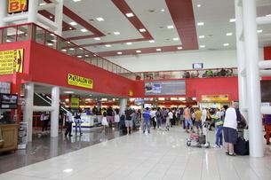 ホセ・マルティ国際空港 ハバナの写真素材 [FYI02663625]