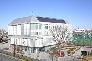 南長崎スポーツセンターの写真素材 [FYI02663630]