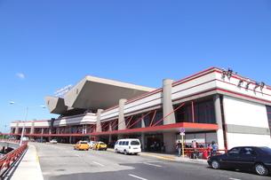 ホセ・マルティ国際空港 ハバナの写真素材 [FYI02663658]