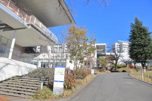 工学院大学八王子キャンパスの写真素材 [FYI02663865]