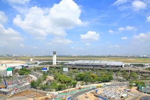 タンソンニャット国際空港の写真素材 [FYI02663908]