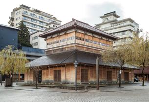 山代温泉古総湯の写真素材 [FYI02664532]