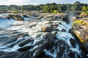 曽木の滝の写真素材 [FYI02665152]