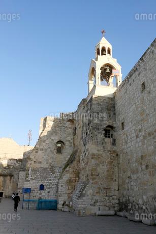 パレスチナ ベツレヘムの聖誕教会の写真素材 [FYI02665864]