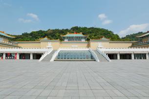 台湾 国立故宮博物院の写真素材 [FYI02666251]