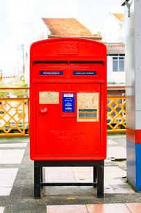マラッカ 郵便ポストの写真素材 [FYI02666266]