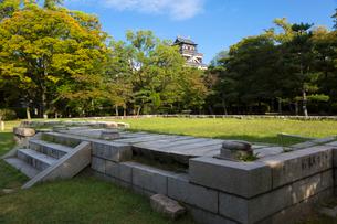 広島城 広島大本営跡の写真素材 [FYI02666342]