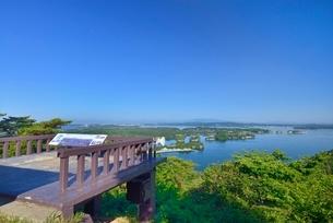 大高森展望台より松島の写真素材 [FYI02666389]