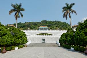 台湾 国立故宮博物院の写真素材 [FYI02666528]