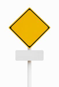 道路標識の写真素材 [FYI02666571]