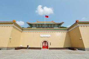 台湾 国立故宮博物院の写真素材 [FYI02666574]