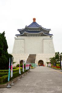 台湾 台北 中正紀念堂の写真素材 [FYI02666753]