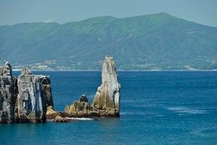 巨釜半造,折石の写真素材 [FYI02666806]