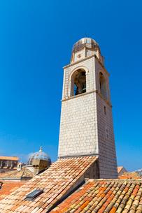 聖セバスチャン教会の鐘楼の写真素材 [FYI02666862]