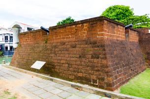 マラッカ砲台跡の写真素材 [FYI02666876]