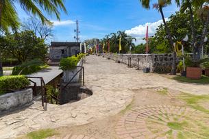 セブ島 サンペドロ要塞の回廊 の写真素材 [FYI02666973]