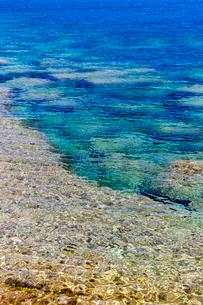 セントエルモ,透き通った海水の写真素材 [FYI02667098]