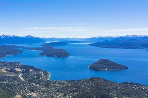 バリローチェのナウエル・ウアピ湖の写真素材 [FYI02667159]