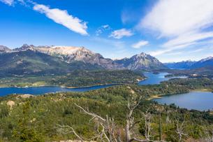 バリローチェのナウエル・ウアピ湖の写真素材 [FYI02667464]