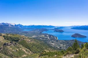 バリローチェのナウエル・ウアピ湖の写真素材 [FYI02667652]