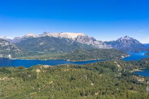 バリローチェのナウエル・ウアピ湖の写真素材 [FYI02667918]