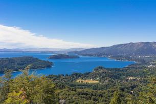 バリローチェのナウエル・ウアピ湖の写真素材 [FYI02667965]