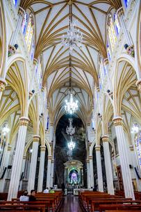 ラス・ラハス教会の写真素材 [FYI02668407]