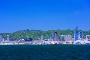 神戸港の写真素材 [FYI02669138]
