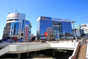 大宮駅西口の風景の写真素材 [FYI02669465]