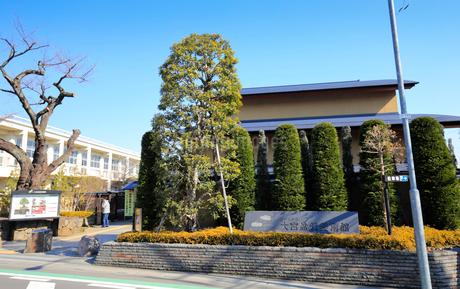 さいたま市大宮盆栽美術館の写真素材 [FYI02669920]