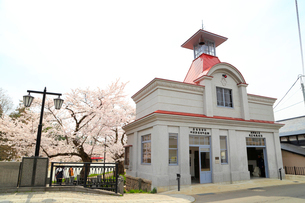 旧紺屋町消防屯所の写真素材 [FYI02670021]
