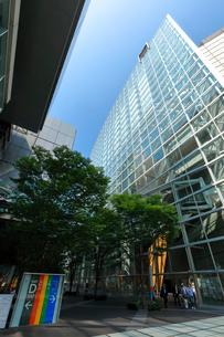東京国際フォーラムの写真素材 [FYI02670029]