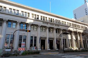 日本郵船歴史博物館の写真素材 [FYI02670069]