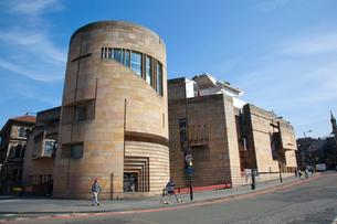 スコットランド博物館の写真素材 [FYI02670159]