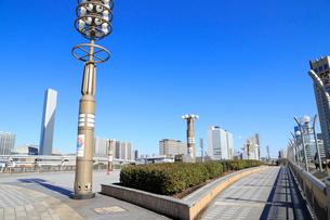お台場 夢の大橋の写真素材 [FYI02670171]