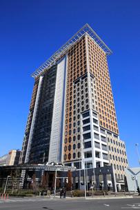 さいたま新都心 日本郵政グループさいたまビルの写真素材 [FYI02670334]