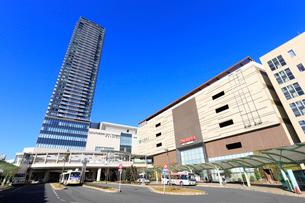 八王子駅南口の写真素材 [FYI02670410]