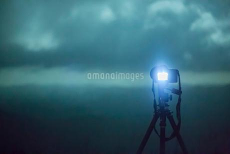 風景写真家のカメラの写真素材 [FYI02670645]