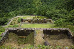 マイントピア別子旧別子銅山の写真素材 [FYI02670926]