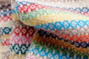 織布の写真素材 [FYI02670977]