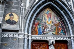ラス・ラハス教会の写真素材 [FYI02671008]