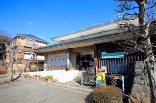 さいたま市立漫画会館の写真素材 [FYI02671087]