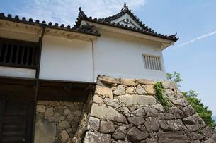 彦根城続櫓の写真素材 [FYI02671342]