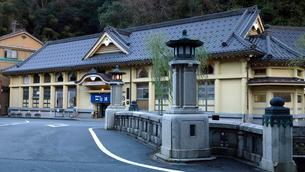 12月 冬の城崎温泉の写真素材 [FYI02671398]