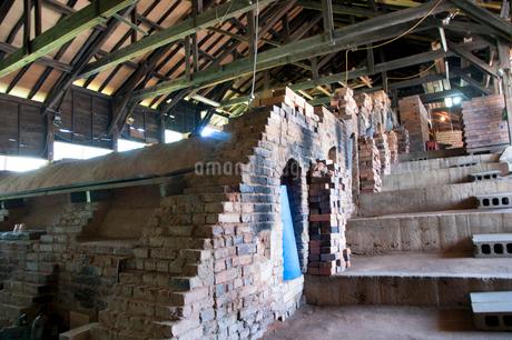 三津谷煉瓦窯の写真素材 [FYI02671475]