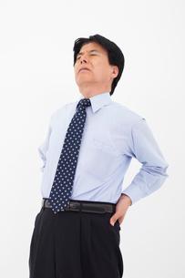 ワイシャツ姿の男性の写真素材 [FYI02671795]
