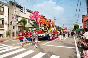 新庄まつりの写真素材 [FYI02672011]