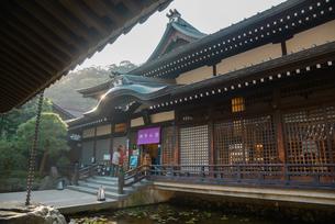 城崎温泉 御所の湯の写真素材 [FYI02672014]